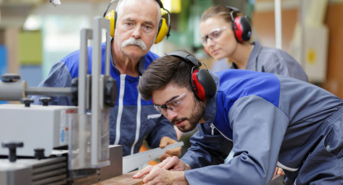 Five Ideas for Reskilling Your Manufacturing Workforce
