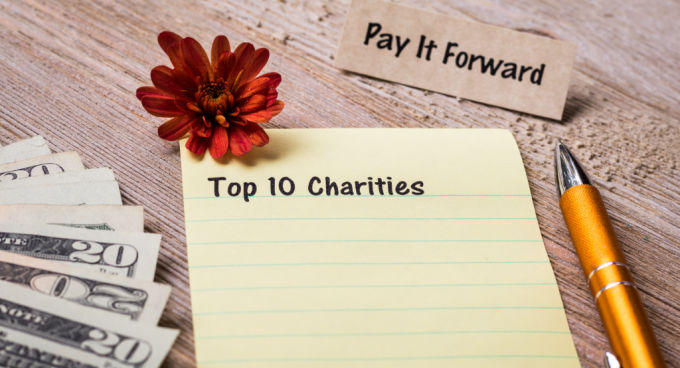 Year-End Moves for Charitable Donations