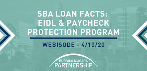 Webinar Available: SBA Loan Facts: EIDL & Paycheck Protection Program - How to Keep Your Workforce Employed & Your Business Afloat
