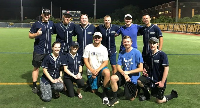 Lumsden McCormick Softball Team Wins 2019 Championship