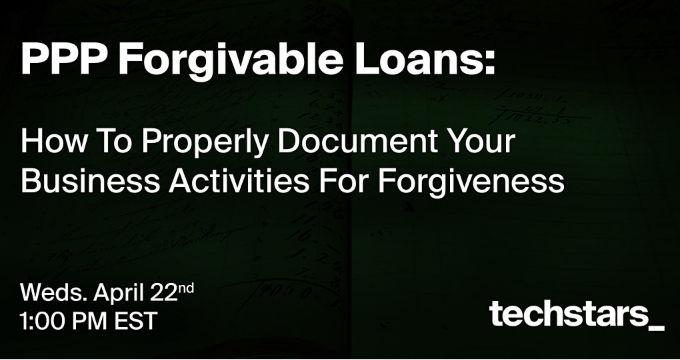 Webinar Available: PPP Forgivable Loans