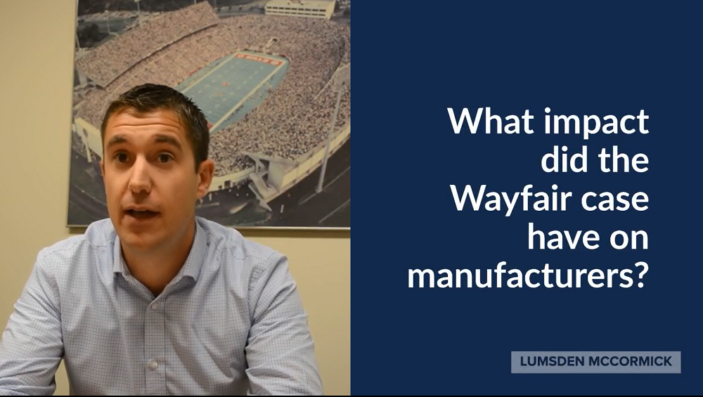 Celebrating Manufacturing Month with Tax Incentives Video Series