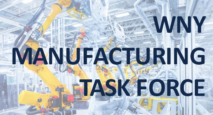 Lumsden McCormick Joins WNY Manufacturing Task Force